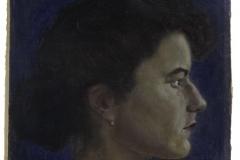 Ohne Titel (Die Schwester des Künstlers), 1903,sn4