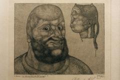 Perseus. (Der Witz hat über das Leid gesiegt.), 1904,12