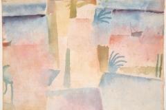 Blick zum Hafen von Hamammet, 1914, 35