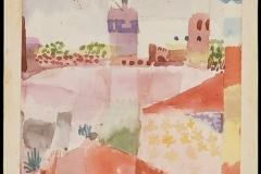Hammamet mit der Moschee, 1914, 199