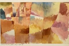 Kairouan, vor dem Thor, 1914, 72