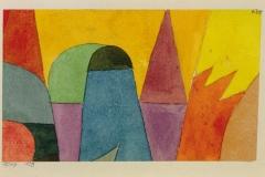 Mit d. mauve Dreieck, 1914, 103