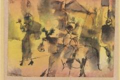 Strassenskizze aus Kairuan, 1914, 209