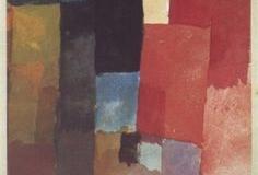 Kleine schwarze Tür, 1915, 116