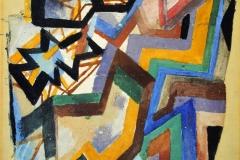 Farbige und graphische Winkel, 1917, 100