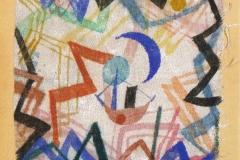 Kosmische Reise zu Schiff, 1917, 95