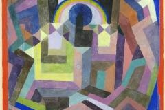 Mit dem Regenbogen, 1917, 56
