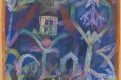 Fenster im Garten, 1918, 2