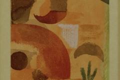 Kl. Vignette an Aegypten, 1918, 33