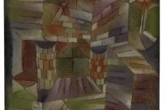 Architectur m.d. Fenster, 1919,157