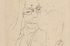Denkender Künstler, 1919,71