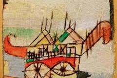 Sphinxartig, 1919,2