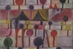 Kamel (in rhythm. Baumlandschaft) 1920,43