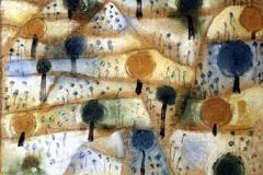 Kleine rhythmische Landschaft 1920,216