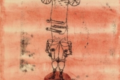 Weibsteufel die Welt beherrschend, 1921,73