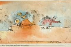 Wo die Eier herkomen und der gute Braten (für Florina-Irene), 1921,6