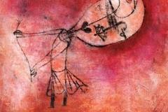 Tanz des trauernden Kindes II, 1922,20
