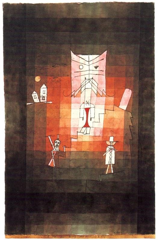 Der Berg der heiligen Katze, 1923,120