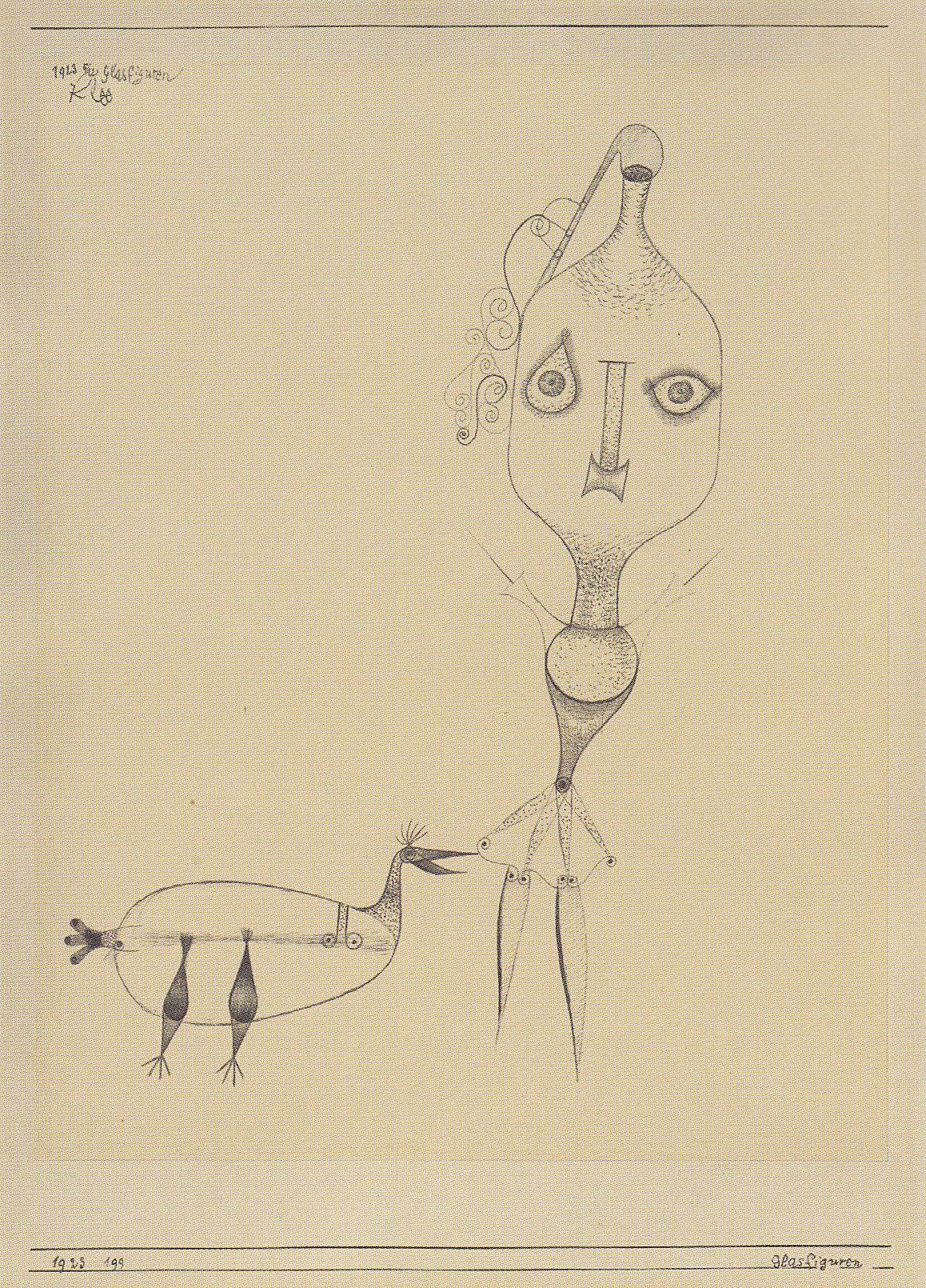 Glasfiguren 1923,199