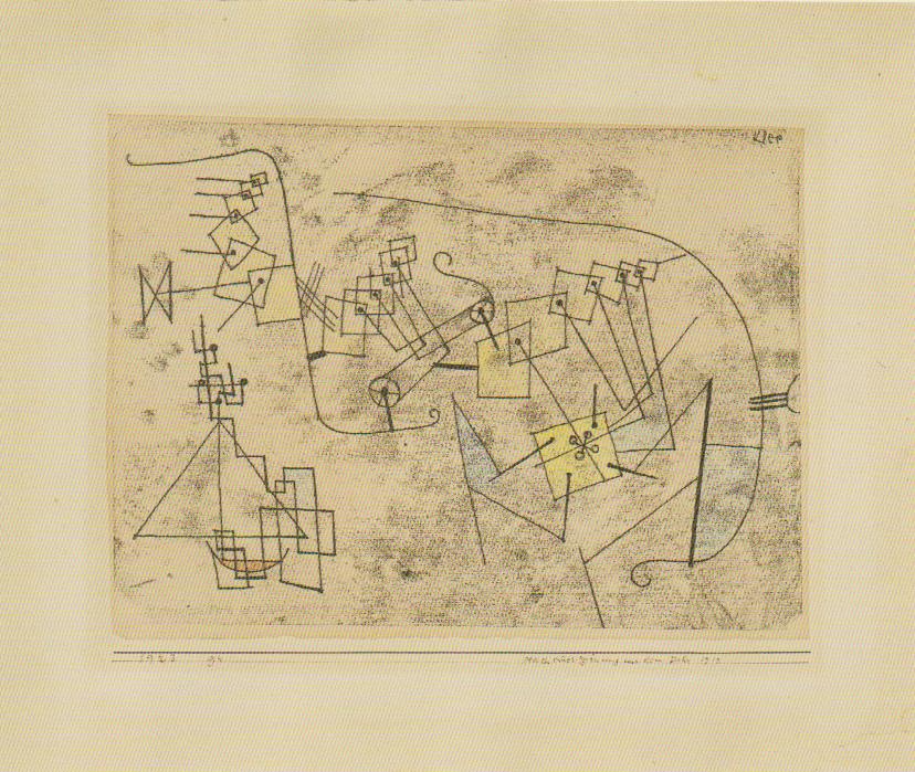 Nach einer Zeichnung aus dem Jahr 1919, 1923,94