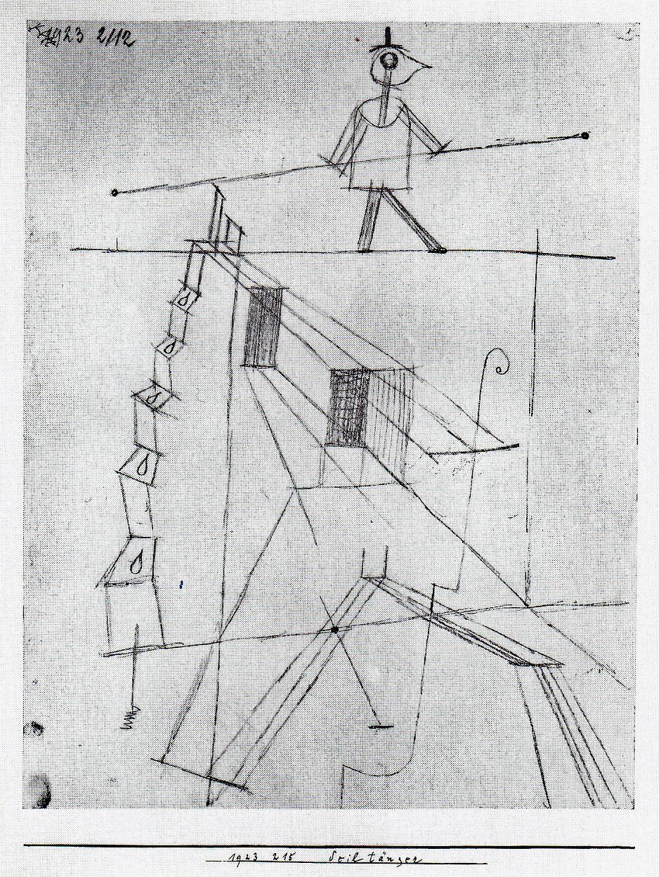 Seiltänzer, 1923, 215