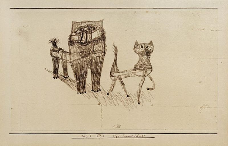 Tierfreundschaft, 1923, 222