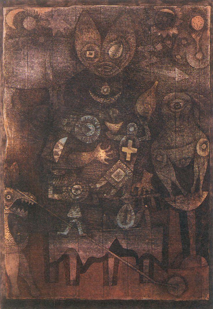 Zaubertheater, 1923,25