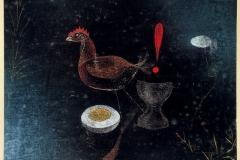 Betrachtung beim Frühstück 1925,113 (B3)