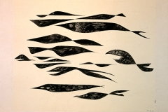 Wandernde Fische, 1926,212 (V 1)