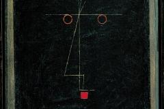 Artistenbildnis, 1927,13 (K 3)