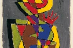 Figurine des bunten Teufels, 1927,166 (G 6)