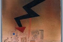 Gebannter Blitz, 1927,249 (Y 9)