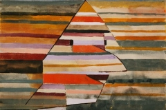 Der Clown Pyramidal, 1929,126 (C 6)