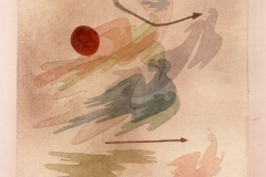 Luftjagdszene, 1929,277 (OE 7)