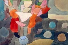Gladiolen Stilleben, 1932,223 (V 3)