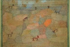 Landschaft mit Eseln, 1931, 2 (2)