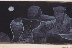 Nächtliche Landshaft, 1932,339 (A 19)