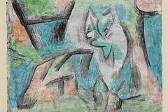 Eine Art Katze, 1937,87 (N 7)