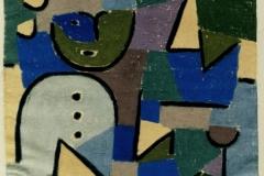 Figur im Garten, 1937,129 (Qu 9)