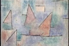 Hafen mit Segelschiffen, 1937,151 (R 11)