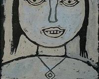 Krankes Mädchen, 1937,24 (K 4 )