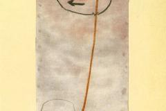 Labiler Wegweiser 1937,45 (L 5)