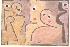 Gruppe macht Augen, 1938,203 (N 3)