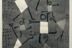 Tänze vor Angst, 1938,90 (G 10)