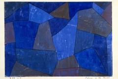 Felsen in der Nacht, 1939,83 (K 3)