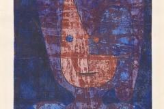 Heilige, aus einem Fenster, 1940,56 (X16)