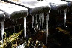 Eiszapfen gerade