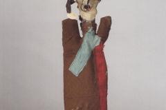 Handschuhberingter Teufel, 1922