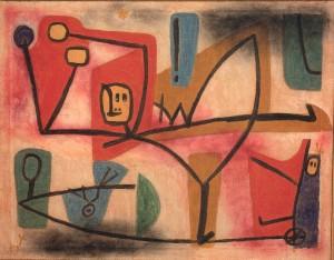 Übermut1939, 1251, Paul Klee