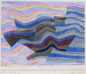 Bewegung an der Steilküste 1929, 235